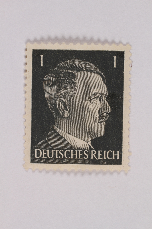 2000.305.28 front Postage stamp