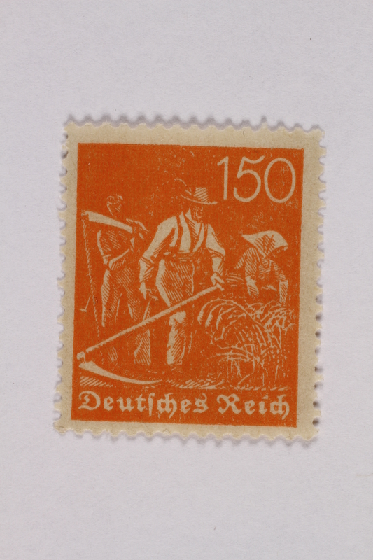 2000.305.29 front Postage stamp