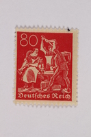 2000.305.30 front Postage stamp  Click to enlarge