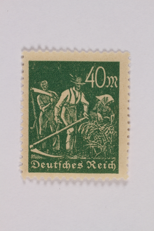 2000.305.31 front Postage stamp