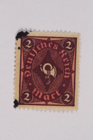 2000.305.32 front Postage stamp  Click to enlarge