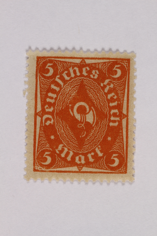 2000.305.34 front Postage stamp