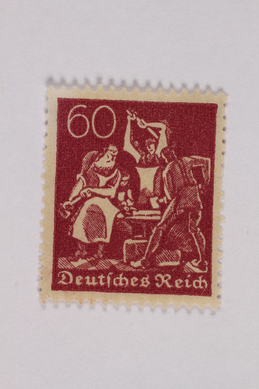 2000.305.35 front Postage stamp