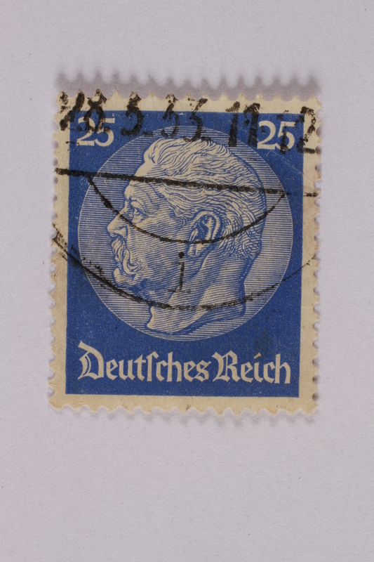 2000.305.37 front Postage stamp