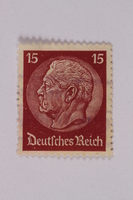 2000.305.40 front Postage stamp  Click to enlarge