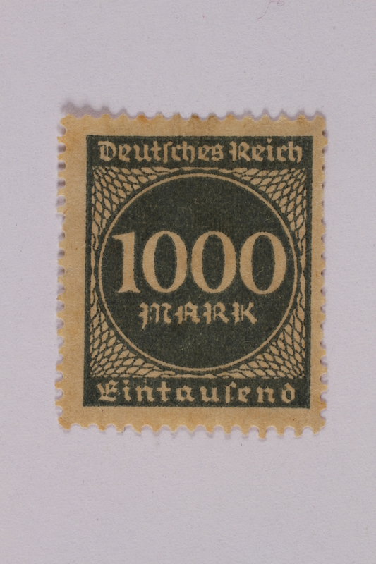 2000.305.43 front Postage stamp