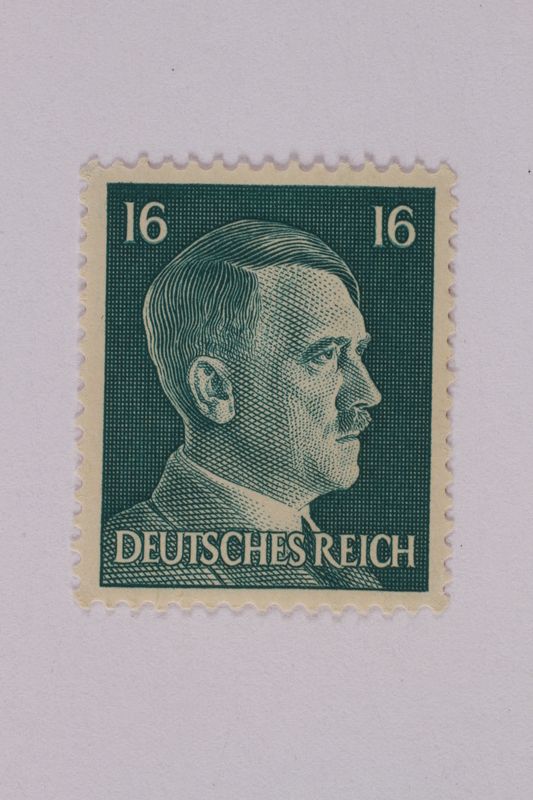 2000.305.45 front Postage stamp