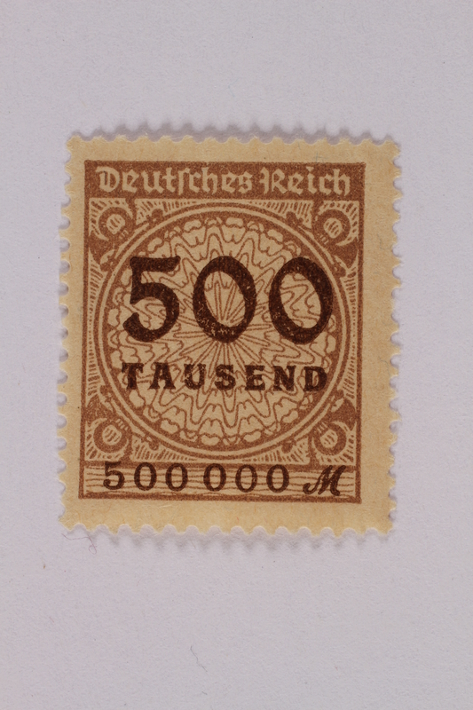 2000.305.46 front Postage stamp