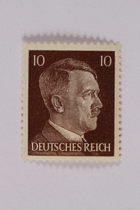2000.305.47 front Postage stamp