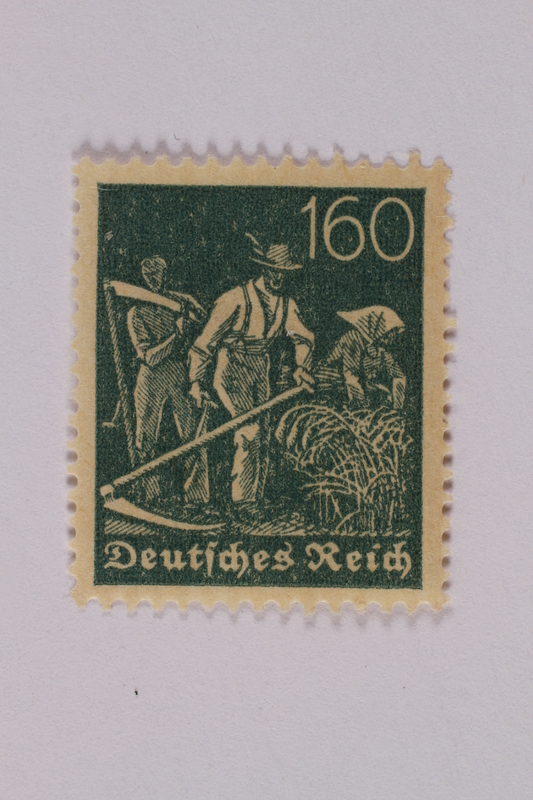 2000.305.48 front Postage stamp