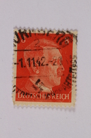 2000.305.49 front Postage stamp  Click to enlarge