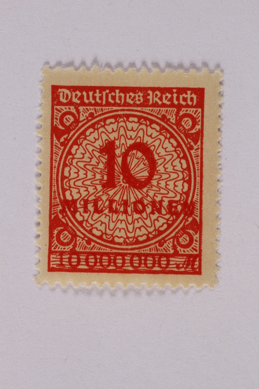 2000.305.51 front Postage stamp