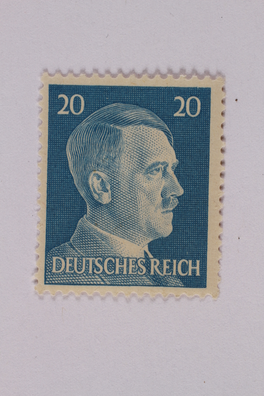 2000.305.52 front Postage stamp