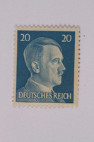 2000.305.52 front Postage stamp  Click to enlarge