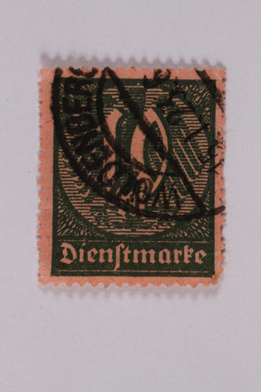 2000.305.57 front Postage stamp