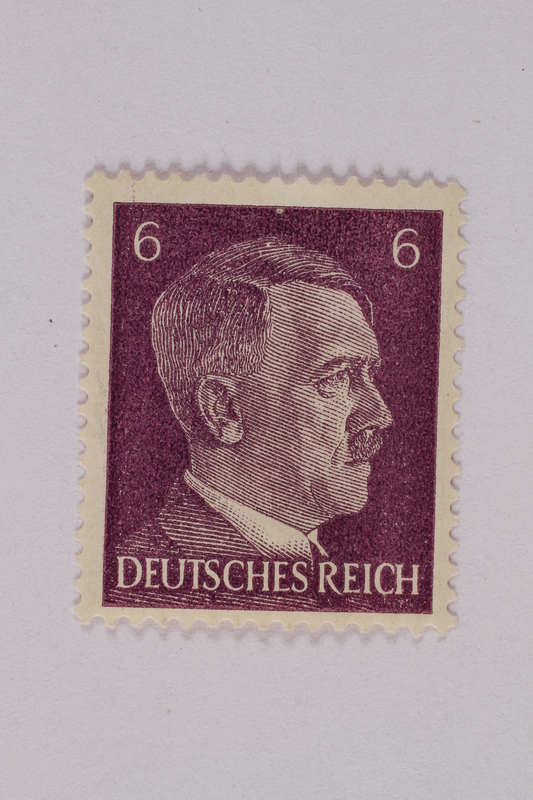 2000.305.59 front Postage stamp