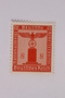 Postage stamp, 8 pfennig, from the Official Series of 1938 issued by Nazi Germany