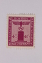 Postage stamp, 40 pfennig, from the Official Series of 1938 issued by Nazi Germany
