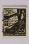 Postage stamp, 60 zloty, featuring Castle Court, Krakow, issued in German occupied Poland