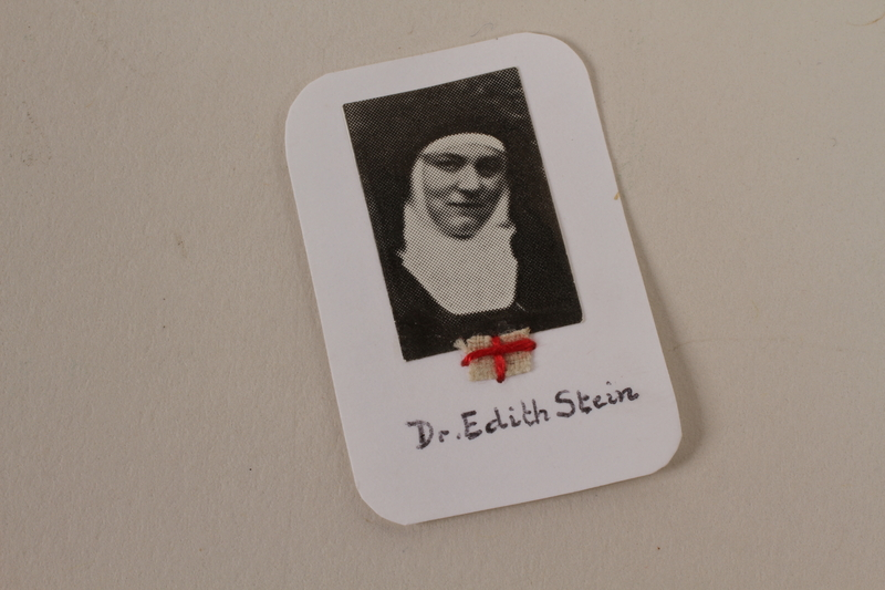 2001.62.7_a front Relic of Saint Edith Stein