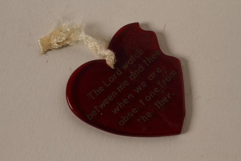 2001.62.11 front Devotional keepsake