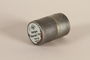 Agfa metal film canister used by German Jewish US soldier