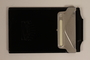 Cut film holder for Plaubel camera used by German Jewish US soldier