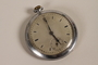 Art Deco silver pocket watch owned by German Jewish US emigre and soldier