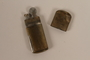 Reusable embossed cigarette lighter used by German Jewish German US soldier