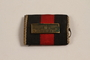 Ribbon bar for Annexation of the Sudetenland acquired by German Jewish US soldier