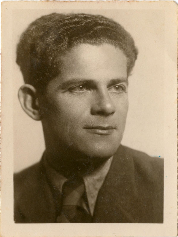 Anatol Kaufman, brother of Gershon Kaufman, born in 1911.  He survived the Holocaust in the USSR and immigrated to Israel in 1958. Shmuel and Miriam Kaufman Collection