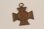 Honor Cross of the World War 1914/1918 non-combatant veteran service medal and box