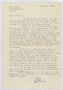 Carolyn Henneforth collection of letters from Otto Frank