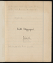 Ruth Rappaport papers