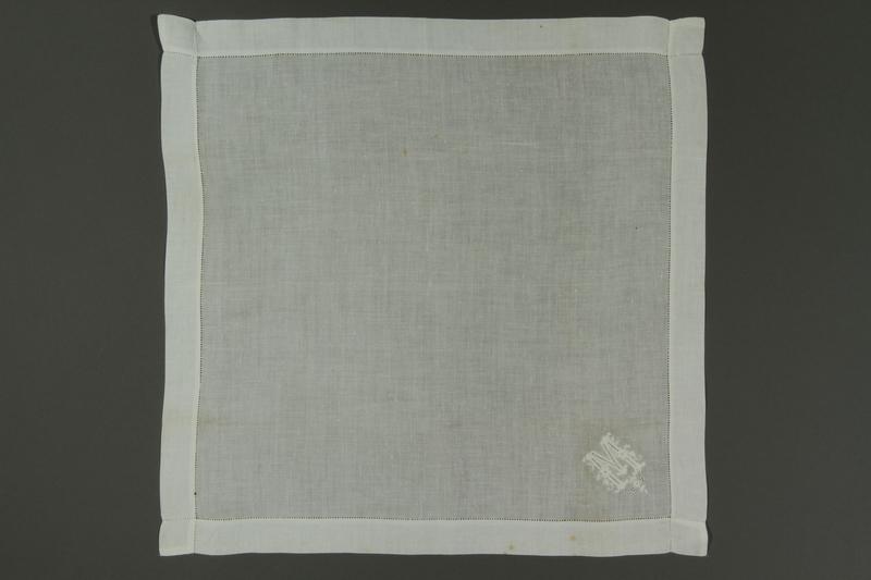 2011.428.17 front Handkerchief