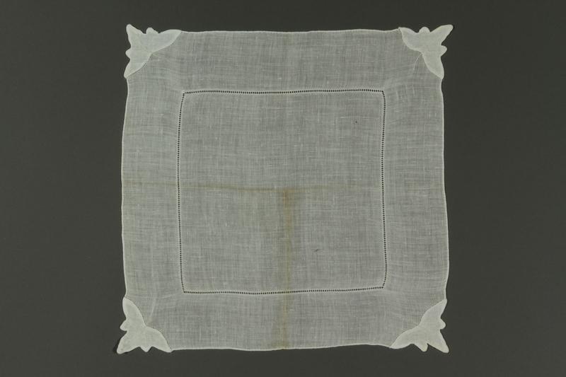 2011.428.18 front Handkerchief