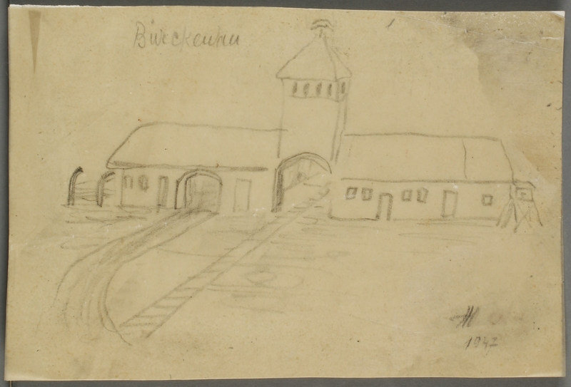CM_2001.122.29_001 front Halina Olomucki drawing