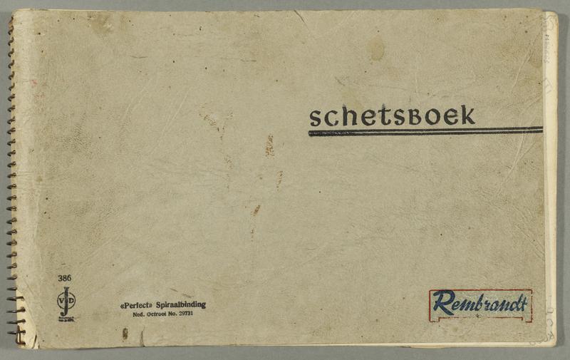 1991.226.12 a front Sketchbook