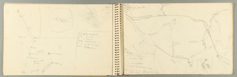 1991.226.12 a open Sketchbook