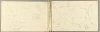 1991.226.12 a open Sketchbook  Click to enlarge