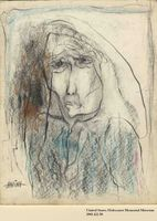 2001.122.58 front Halina Olomucki drawing  Click to enlarge