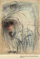 2001.122.63 front Halina Olomucki drawing  Click to enlarge