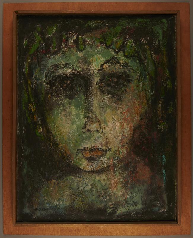 2001.122.263 front Halina Olomucki painting
