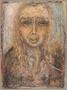 Halina Olomucki drawing of a woman