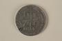 Łódź (Litzmannstadt) ghetto scrip, 20 mark coin