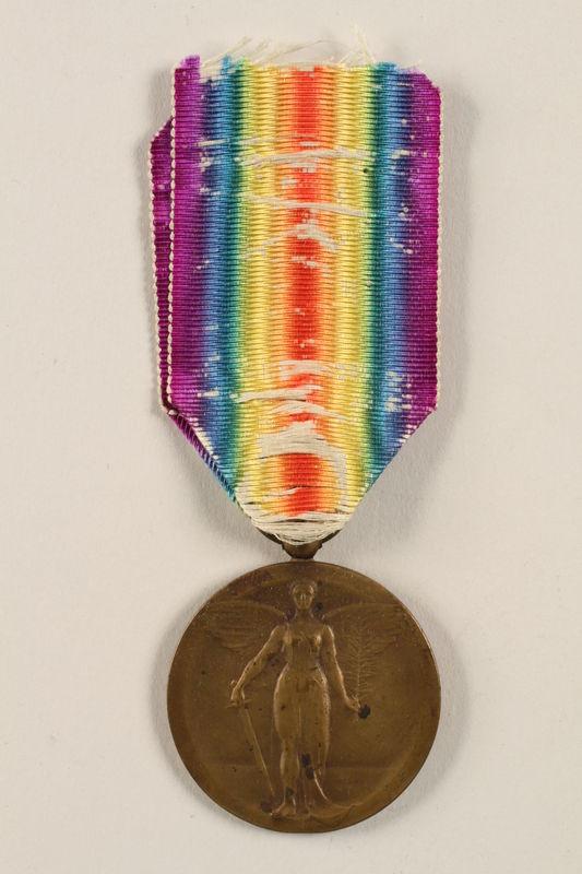2002.224.2 front Medal