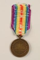 2002.224.2 back Medal  Click to enlarge