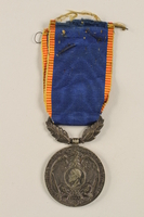 2002.224.3 front Medal  Click to enlarge