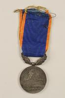 2002.224.3 back Medal  Click to enlarge