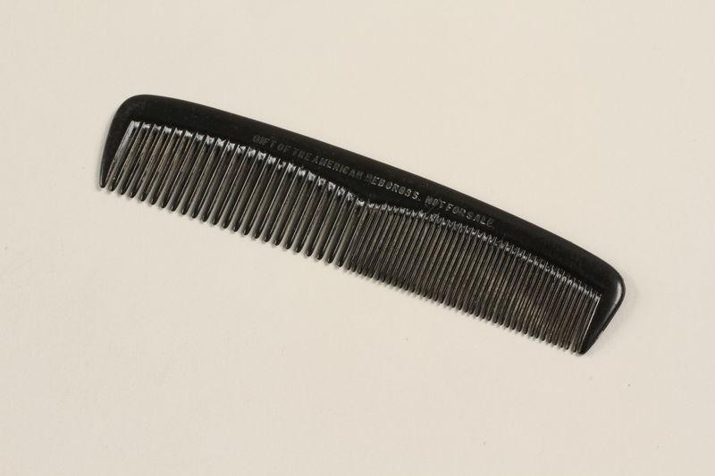 2002.246.10 front Comb